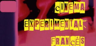 Vinheta - Mostra Cinema Experimental Francês